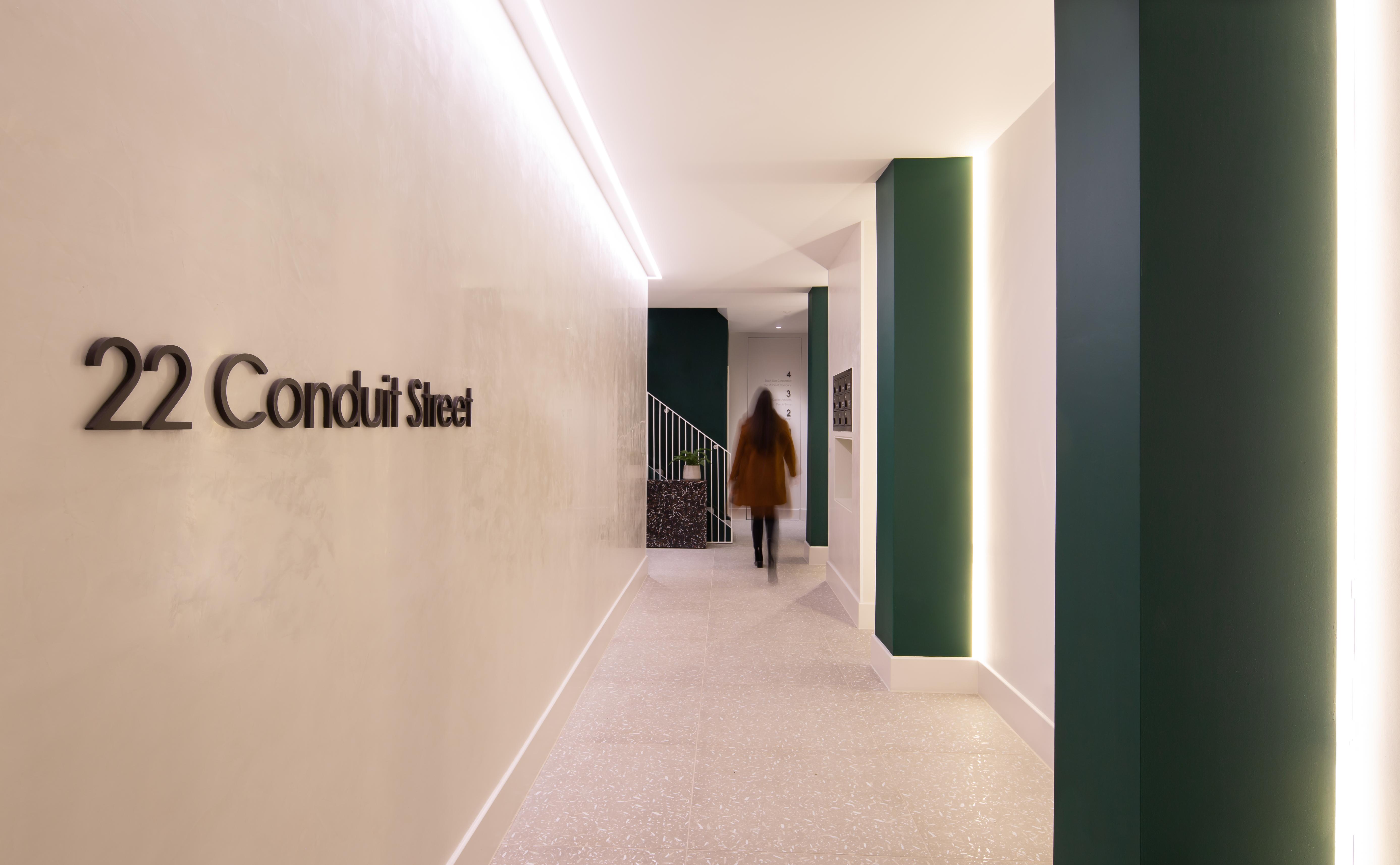 22 Conduit Street London