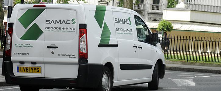 Samac maintenance